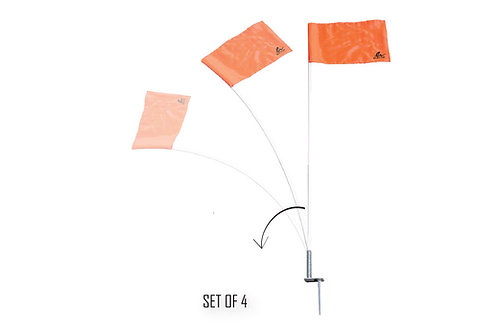 Corner Flag with Bag