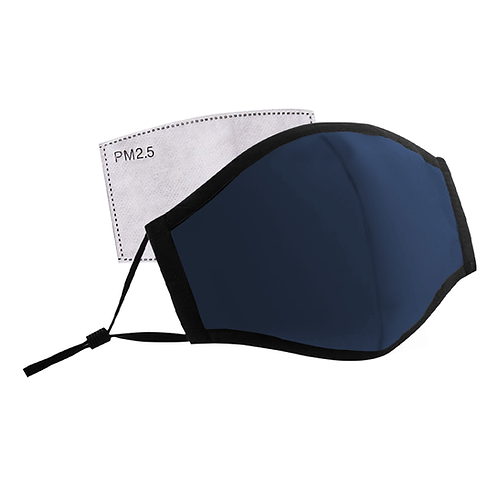 Navy C3.0 Filtered (PM2.5) Mask