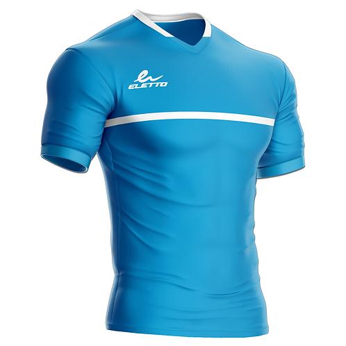 Maillot Deportivo Bleu Neon