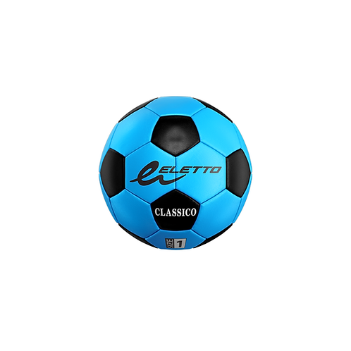 Classico Mini Bleu Fluo/Noir