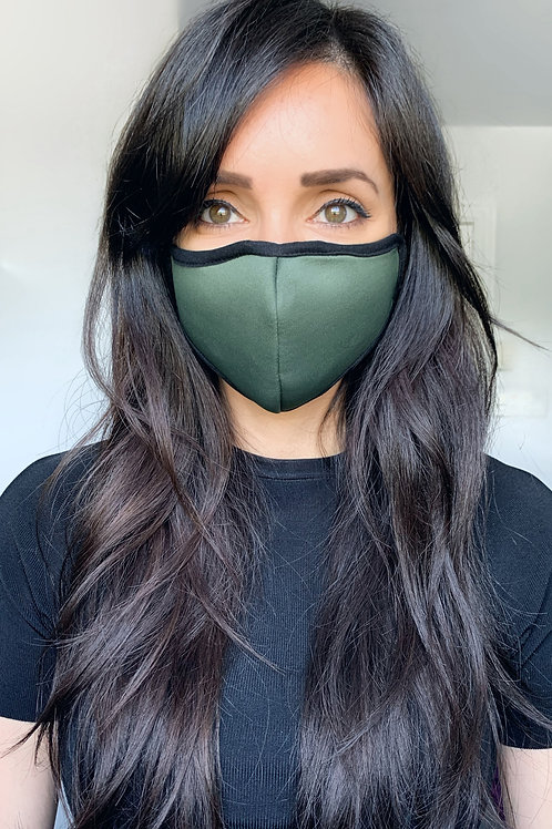 Green C3.0 Filtered (PM2.5) Mask