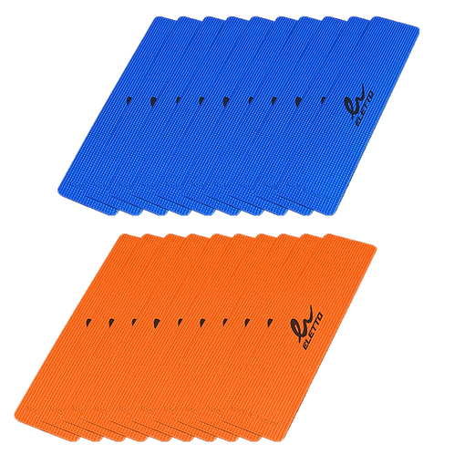 Flat Rectangle Markers