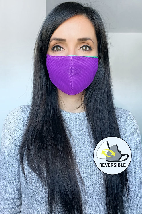 3 PACK - Reversible Mask- FREE SHIPPING