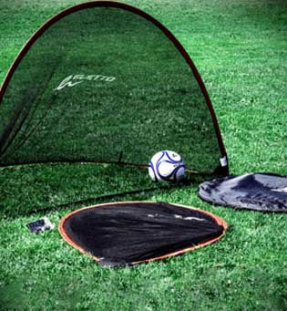 soccer accessories, training accessories, soccer slalom pole, soccer equipment, training equipments, popup goals, hurdle kit, speed ladder, speed ring, soccer player acessoires, referee accessories, field accessories