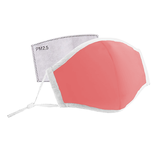 Pink C3.0 Filtered (PM2.5) Mask