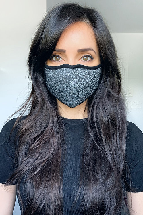 Grey C3.0 Filtered (PM2.5) Mask
