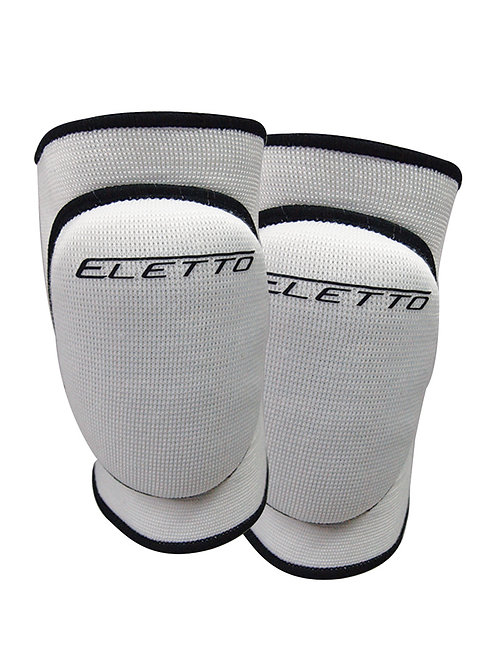 Genouillères Blanches Knee-Pad
