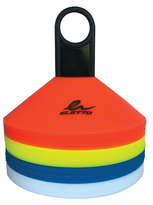 Disc Cone Carrier and Cone (4 colors)