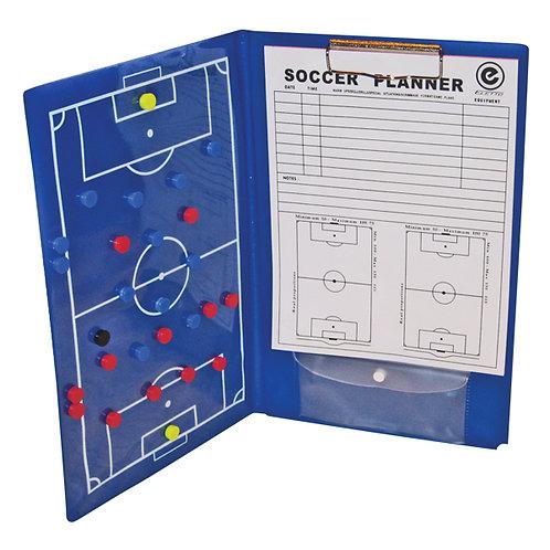 Magnetic & Dry Erase Coach Folder