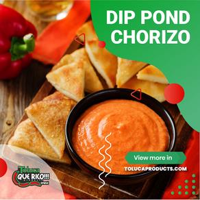 Enjoy the flavor of chorizo in a dip
