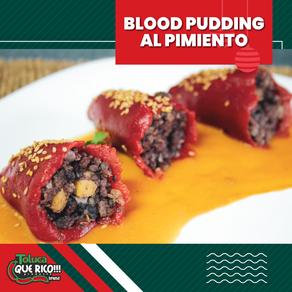 BLOOD PUDDING AL PIMIENTO