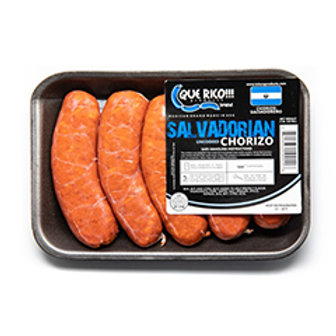 Chorizo Salvadoreño