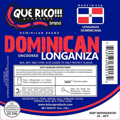 Chorizo Dominicano