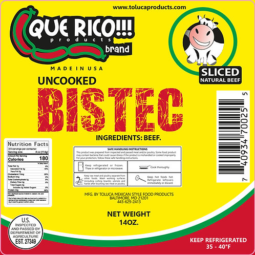 Bistec (Res)