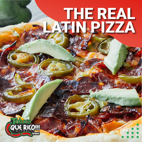 THE REAL LATIN PIZZA