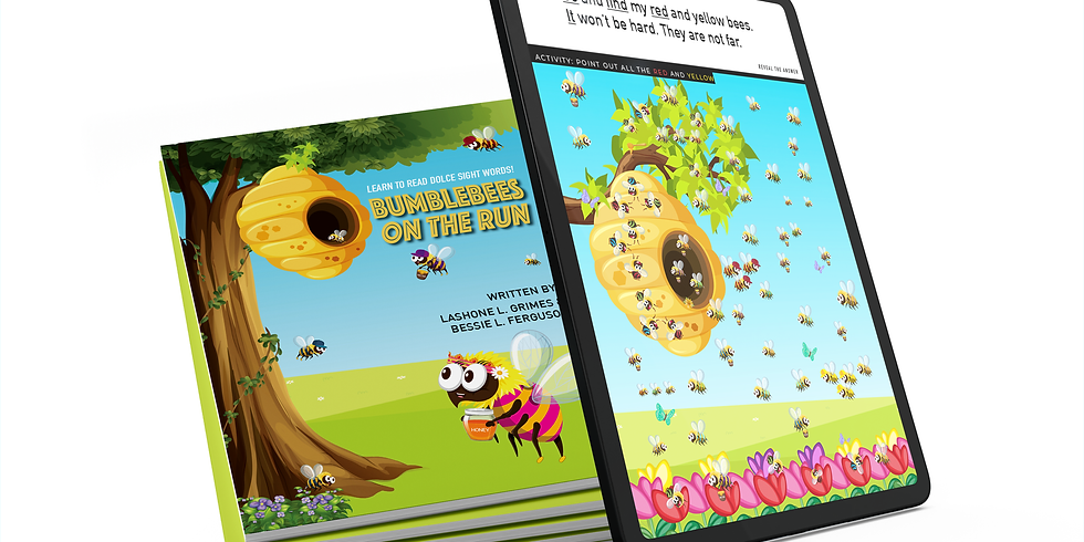 Bumble Bees On the Run Virtual Launch