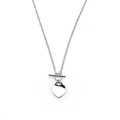Limited Edition 'Stolen Heart' necklace