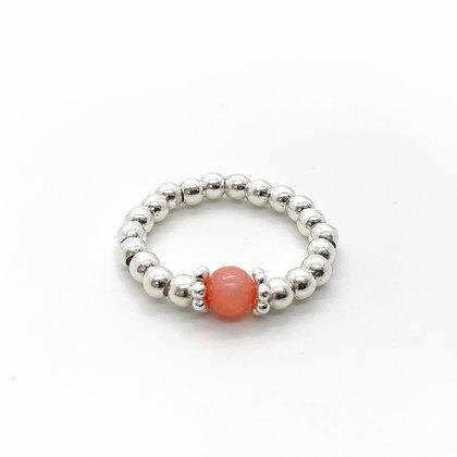 'Pink me' Ring