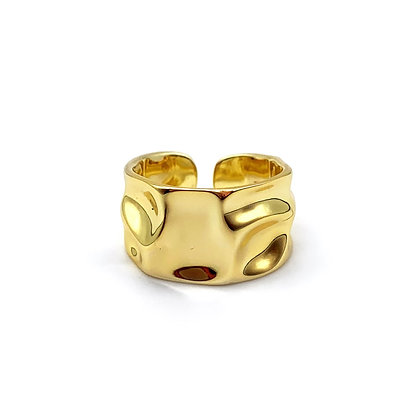 Gold Hunky Ring