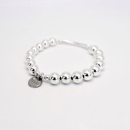 Sterling Silver Chunky bracelet