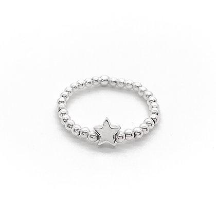 Star stud Ring