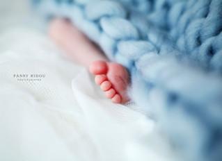 Photo naissance jumelle