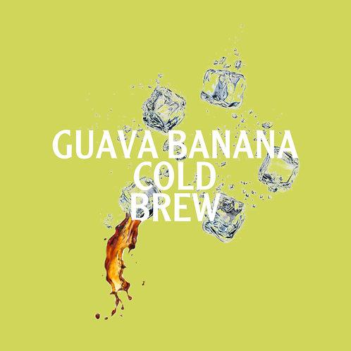 Guava banana Cold Brew