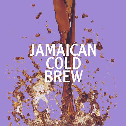 Jamaican cold brew
