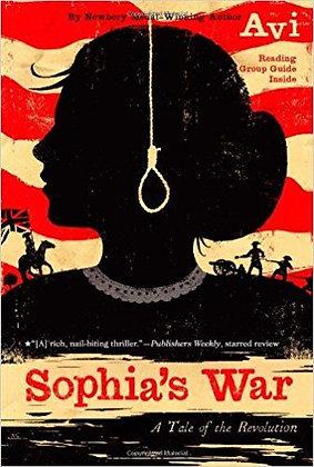Sophia's War- A Tale of the Revolution