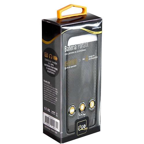 Bateria Portátil PRO 8000