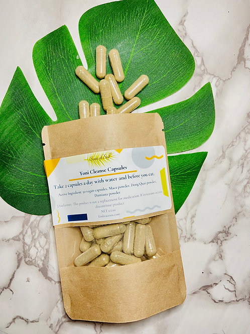 Yoni Cleanse Capsules