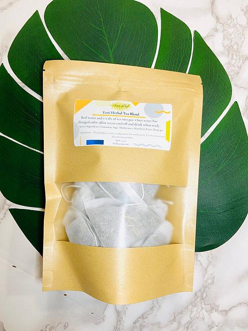 Yoni Herbal tea blend