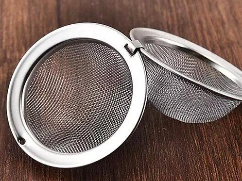 Tea infuser ball w/ pendant
