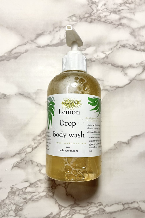 Lemon Drop Body Wash