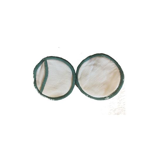 Bamboo face pad