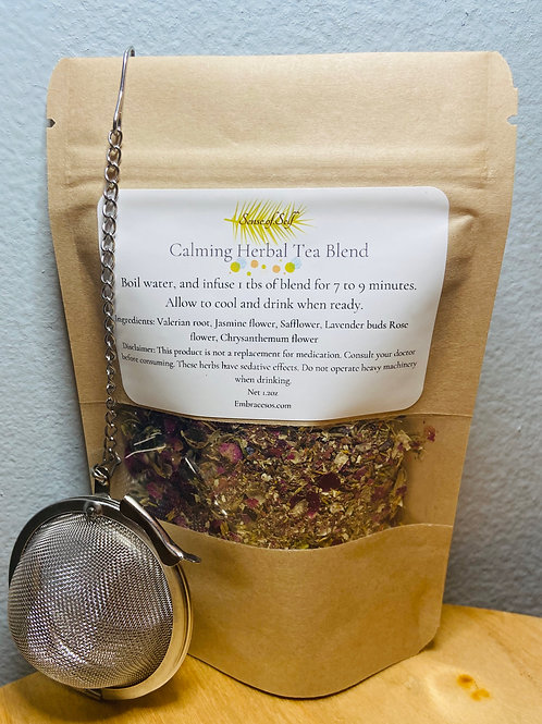 Calming Herbal Tea Blend