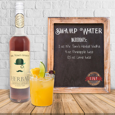 Mr. Tom's Swamp Water