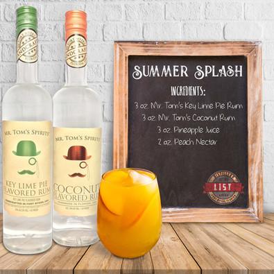 Mr. Tom's Summer Splash
