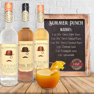 Mr. Tom's Summer Punch