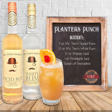 Mr. Tom's Planters Punch