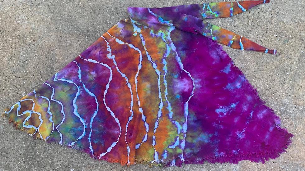 Handmade Little Girls Skirt