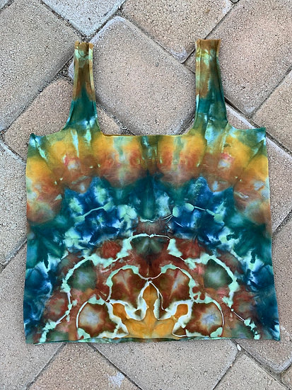 Large Handmade Reversible Crop