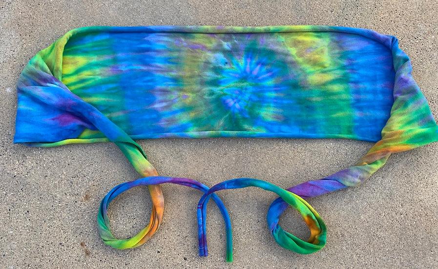 XS-Medium Handmade bandeau tie top