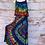Thumbnail: 3XL Flounce Top Maxi Dress