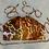 Thumbnail: XS-Large Handmade triangle halter
