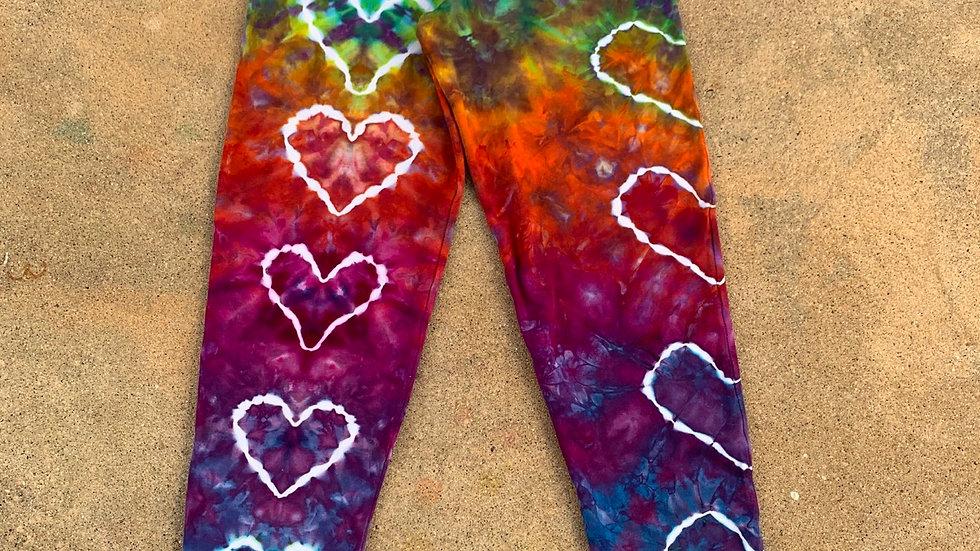 XL Handmade PegLeg leggings