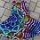 Thumbnail: Size 10 Rainbow Twirl Dress