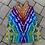 Thumbnail: Size 6 Rainbow Sundress