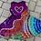 Thumbnail: Size 8 Rainbow Twirl Dress