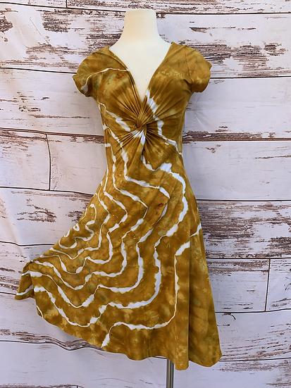 Small Twisty Front Dress